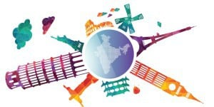 mezinárodní přeprava zásilek